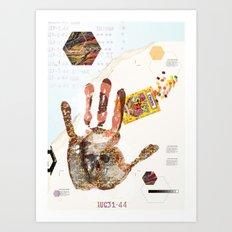 Prescience Art Print