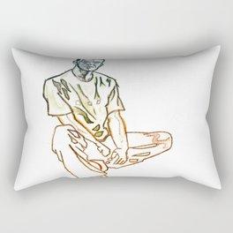 Subject Rectangular Pillow