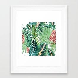 Havana jungle Framed Art Print