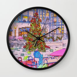 O Christmas Tree! Wall Clock