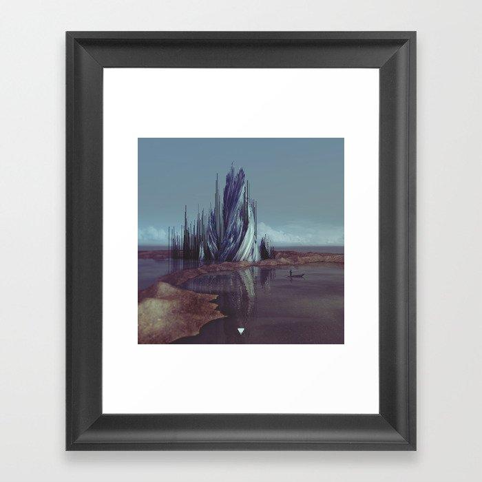 LAST OF US - ∀ Framed Art Print