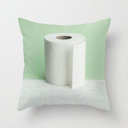 Toilet Paper | ready-made 2 Throw Pillow
