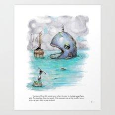 Page 28 Art Print