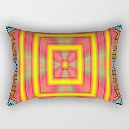 Heaven Or ell? Rectangular Pillow
