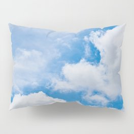 Partly Cloudy Pillow Sham