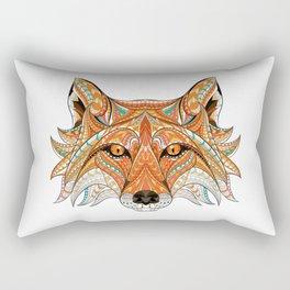 Fox Design Rectangular Pillow