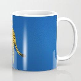 The Stare 2: Golden Cheetah Edition Coffee Mug