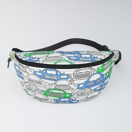 traffic Fanny Pack