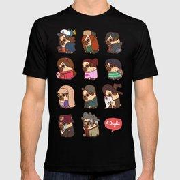 Puglie Falls T-shirt