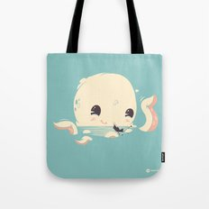 Adorable Octopus Battle Tote Bag