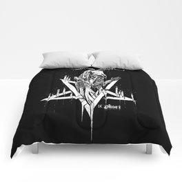 The Pentagram Burns Comforters