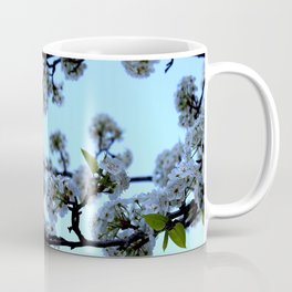 Early Morning Pear Blossom Coffee Mug