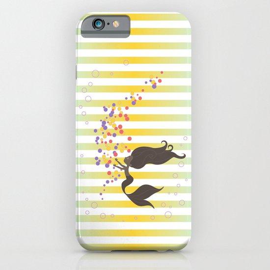 Black Mermaid 2 iPhone & iPod Case