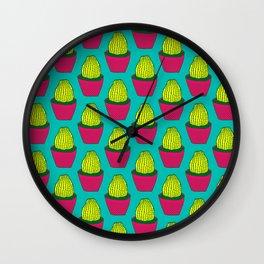 Cactus 05 Wall Clock