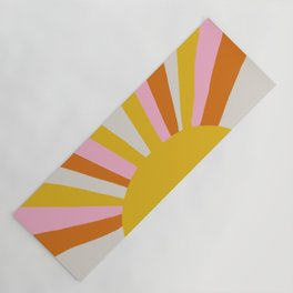 sunshine state of mind Yoga Mat