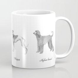 4 Hounds Coffee Mug