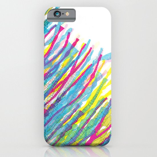 stripes in the wind iPhone & iPod Case