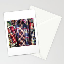 Madras Style Stationery Cards