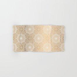 Gold Mandala 18 Hand & Bath Towel