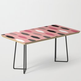 Colima - Pink Coffee Table