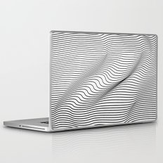 Minimal Curves Laptop & iPad Skin