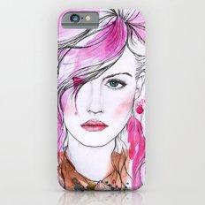 Charlotte Free iPhone 6s Slim Case