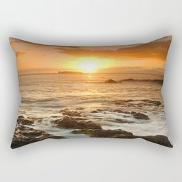 Maui Sunset Rectangular Pillow