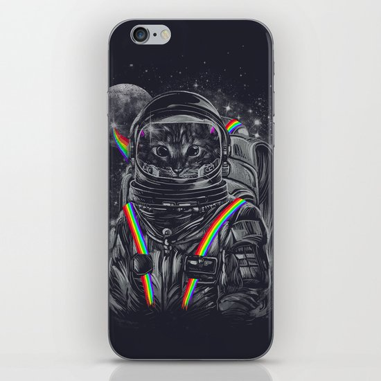 Space Mission iPhone & iPod Skin
