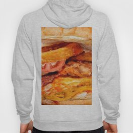 Fried fast food love from  SOCIETY6 Hoody