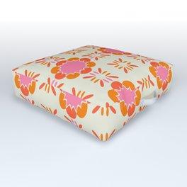 Sixties Tile Outdoor Floor Cushion