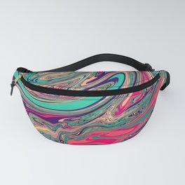 Graphic 962 // Psych Twist Fanny Pack