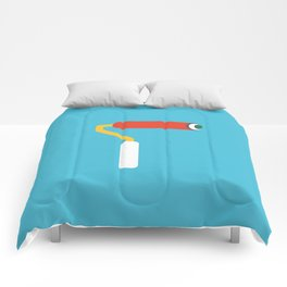 Paint brush Comforters