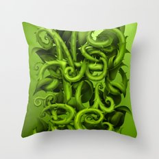 Save The Nature Throw Pillow