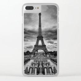 Paris, Paris Clear iPhone Case
