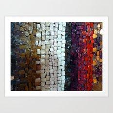 Mosaic #1 Art Print