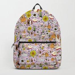 Cute Guinea Pigs Backpack