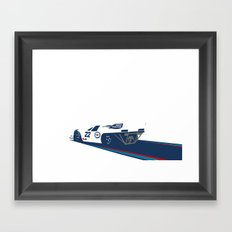 917 Framed Art Print