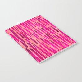 Pink Dash Notebook
