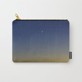 Moon over Sicily Carry-All Pouch