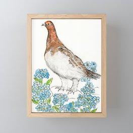 Alaska Framed Mini Art Print