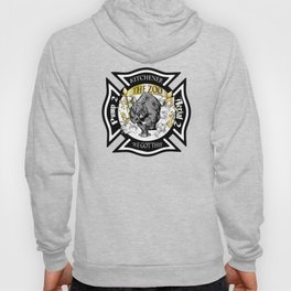 Station 2, We Got This BLACK, FULL FRAME Hoody