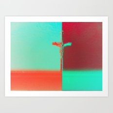 Paid for in Full. Period. Art Print