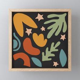 Sea Life Framed Mini Art Print