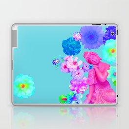 Pink Buddha Laptop & iPad Skin