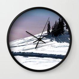 Catherine's Area Wall Clock