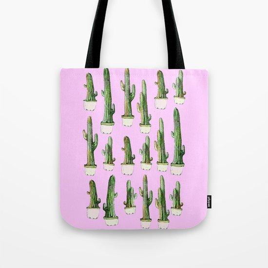 cactus pink new version Tote Bag