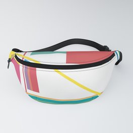 Collected Colors Fanny Pack