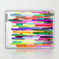 Colorful Stripes 4 Laptop & iPad Skin