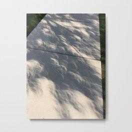 Moon Shadows Metal Print