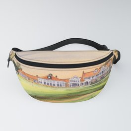 Muirfield Golf Course 18th Green Fanny Pack